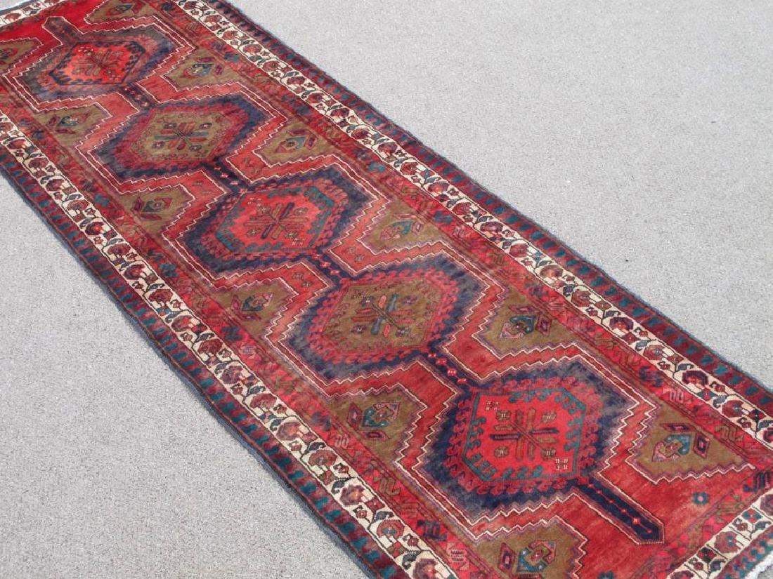 Captivating Semi Antique Persian Sarab 10.9x3.6 - 2