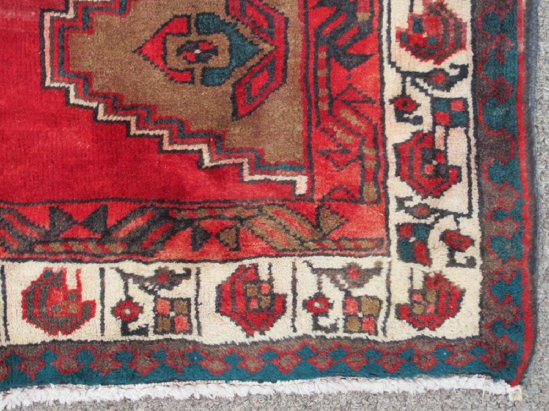 Captivating Semi Antique Persian Sarab 10.9x3.6 - 3