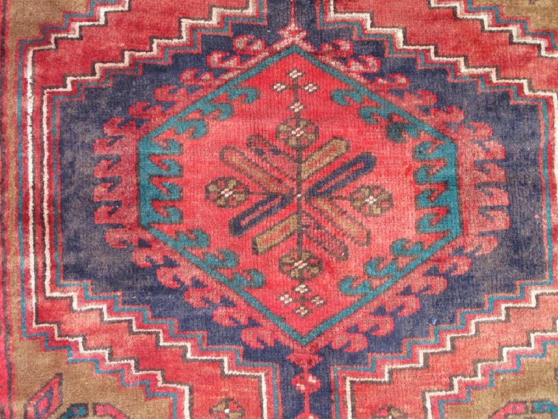 Captivating Semi Antique Persian Sarab 10.9x3.6 - 4
