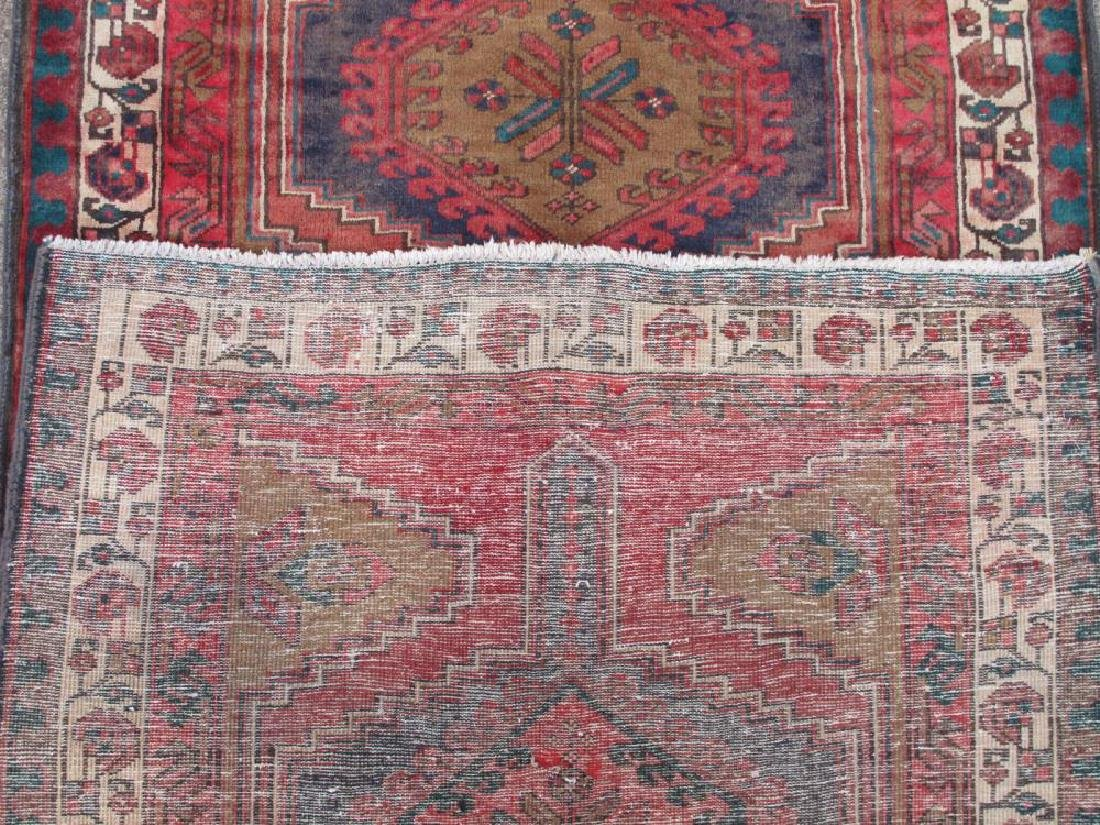 Captivating Semi Antique Persian Sarab 10.9x3.6 - 5