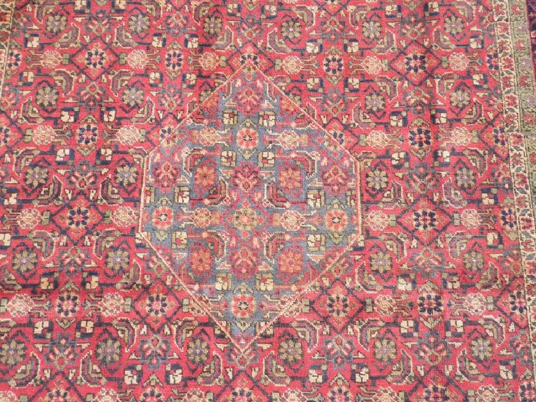 Spectacular Semi Antique Persian Tabriz 10.8x6.4 - 3