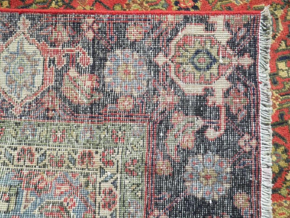Spectacular Semi Antique Persian Tabriz 10.8x6.4 - 5