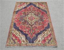 Extremely Gorgeous Semi Antique Persian Tabriz 82x49