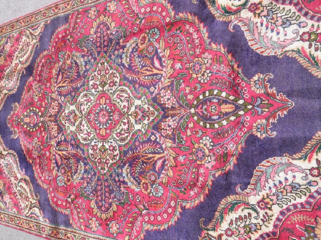 Extremely Gorgeous Semi Antique Persian Tabriz 8.2x4.9 - 3