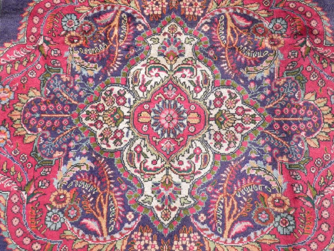Extremely Gorgeous Semi Antique Persian Tabriz 8.2x4.9 - 4
