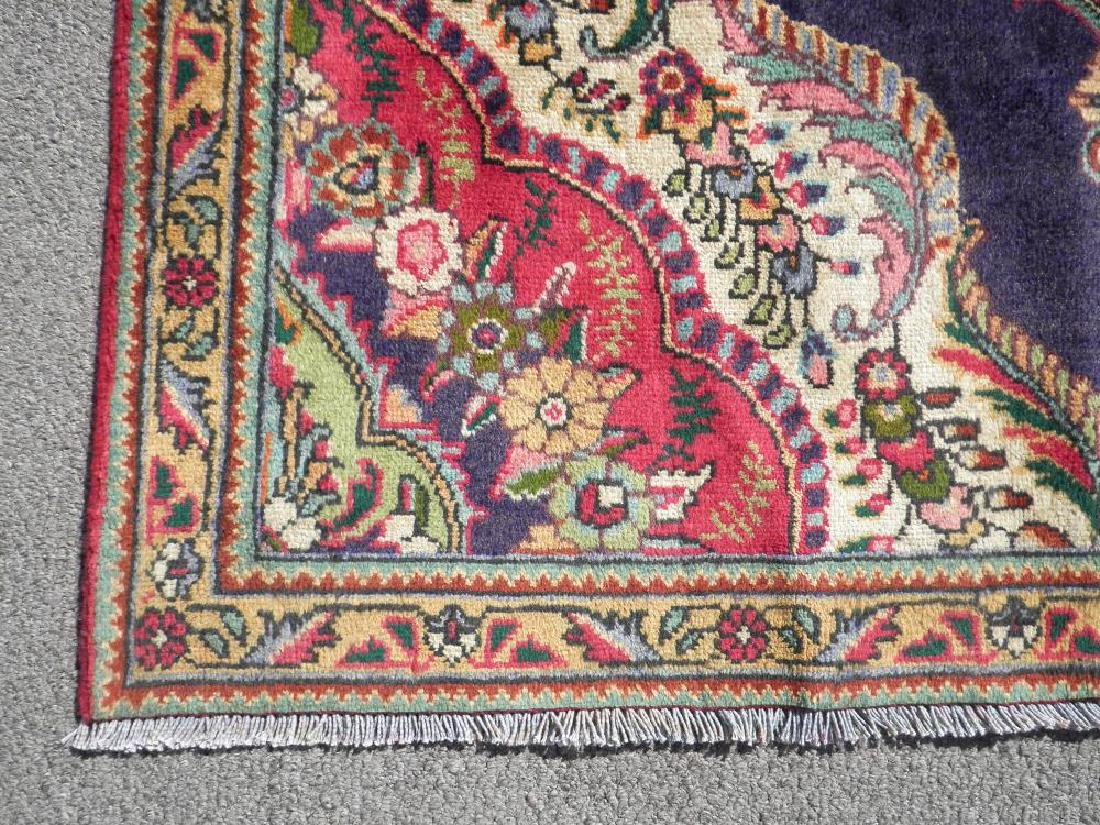 Extremely Gorgeous Semi Antique Persian Tabriz 8.2x4.9 - 5
