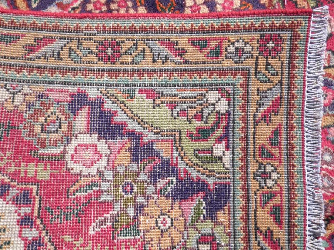 Extremely Gorgeous Semi Antique Persian Tabriz 8.2x4.9 - 6