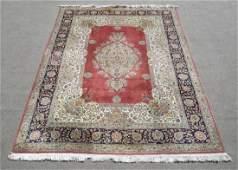 Fine Semi Antique Open Field Persian Tabriz 103x77