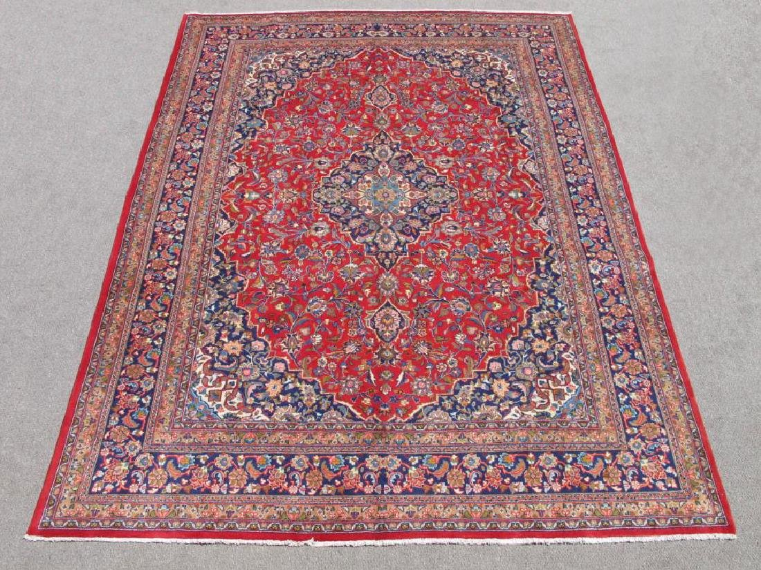 Colorful and Beautiful Persian Mashhad 12.9x9.8