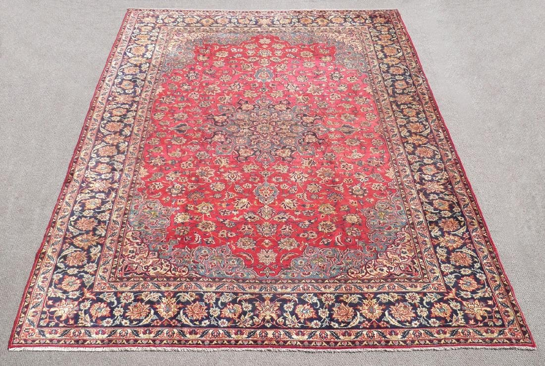 Immensely Detailed Semi Antique Persian Najafabad