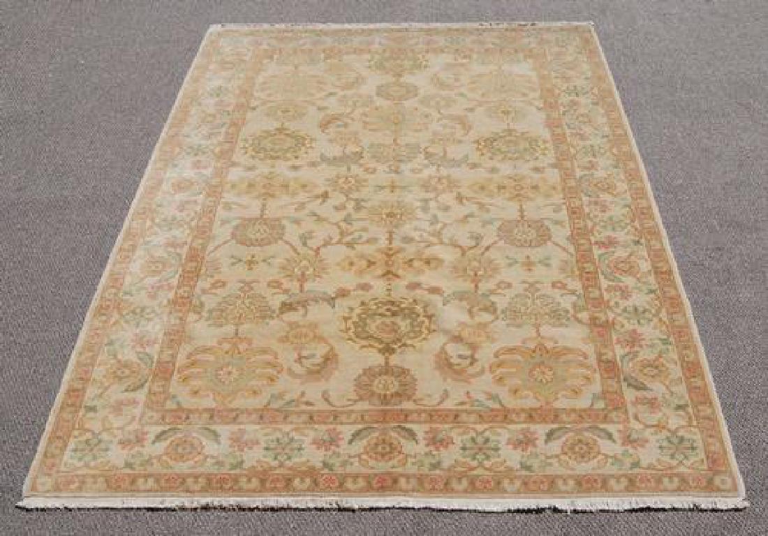 Gorgeously Designed Handmade Egyptian Rug