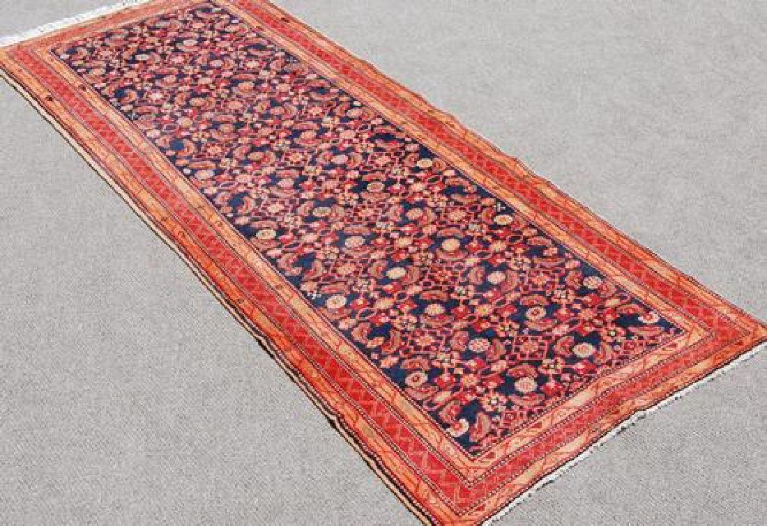 Beautiful Semi Antique Hand Woven Persian Nahavand