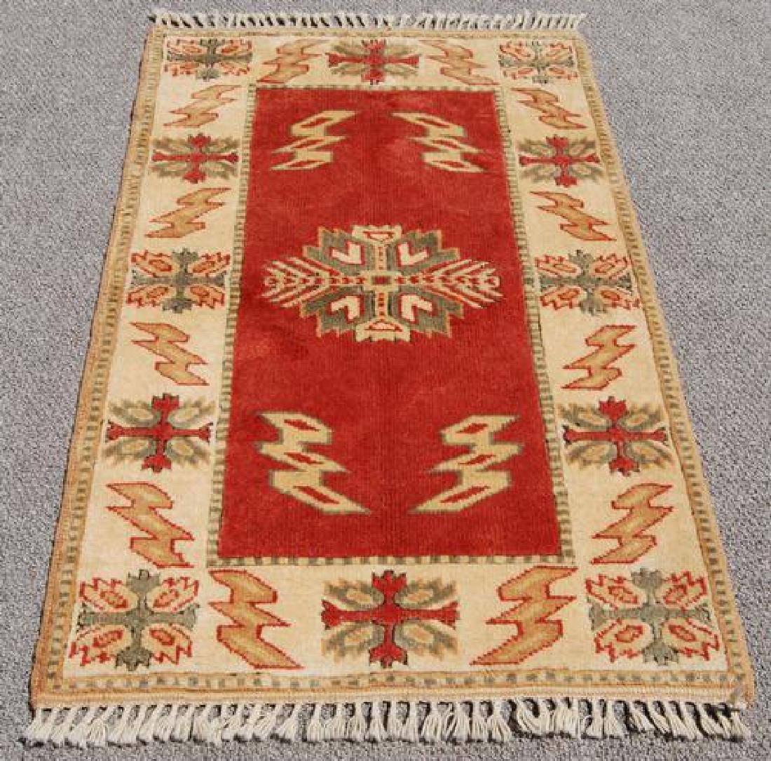 Gorgeous Nice Colors Hand Made Turkish Konya Rug