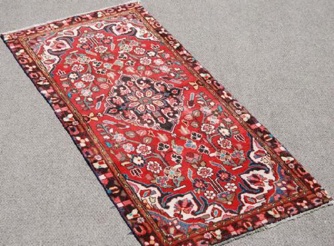FINE LOOKING HAND WOVEN PERSIAN LILIAN