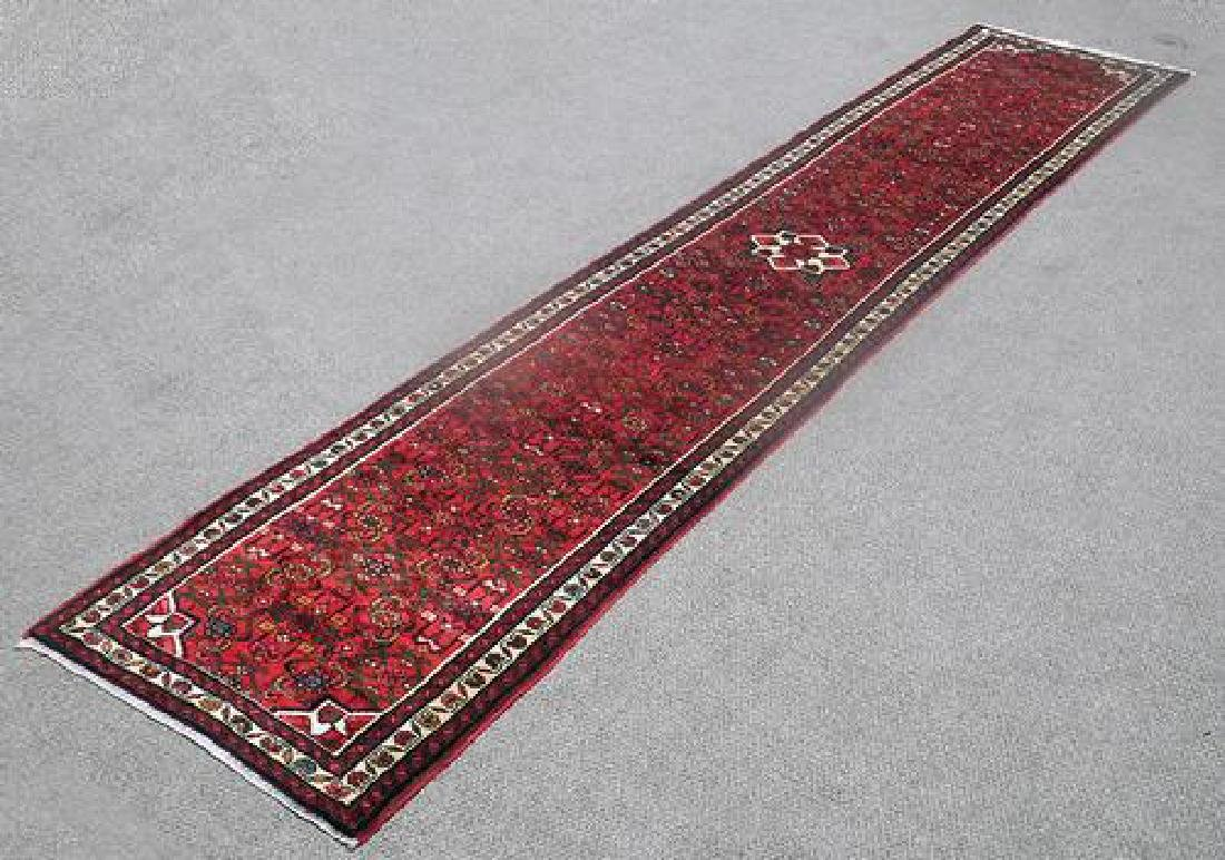 Persian Hand Woven Hosseinabad Runner