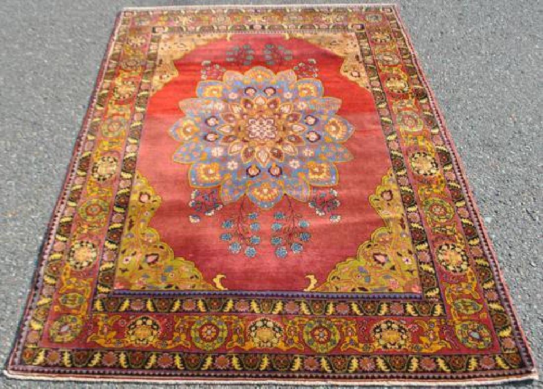 Simply Beautiful Rare Semi Antique Persian Tehran