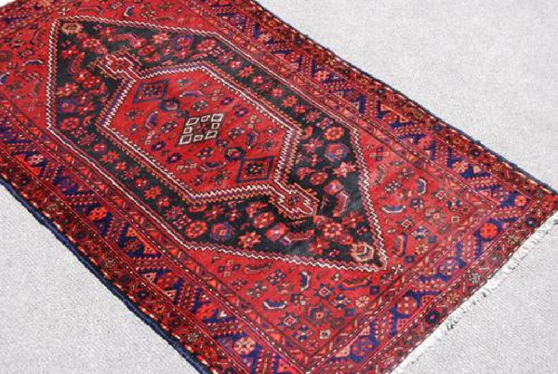 BEAUTIFUL HAND WOVEN SEMI-ANTIQUE PERSIAN NAHAVAND