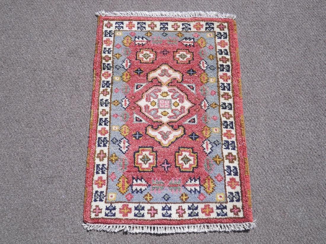 Beautiful Handmade Kazak Design 2x3