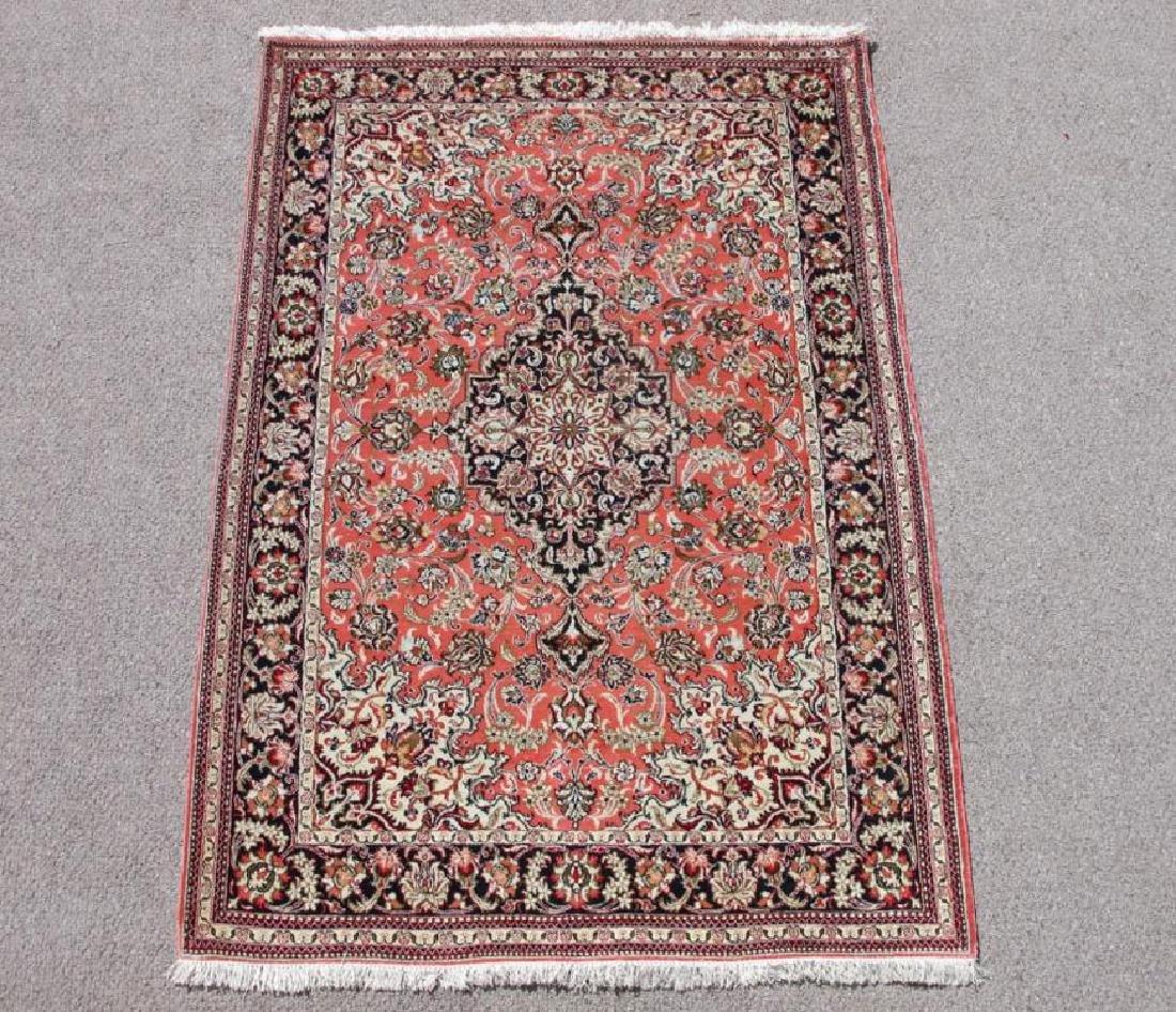 Investment Breathtaking Quality Silk Persian Qum