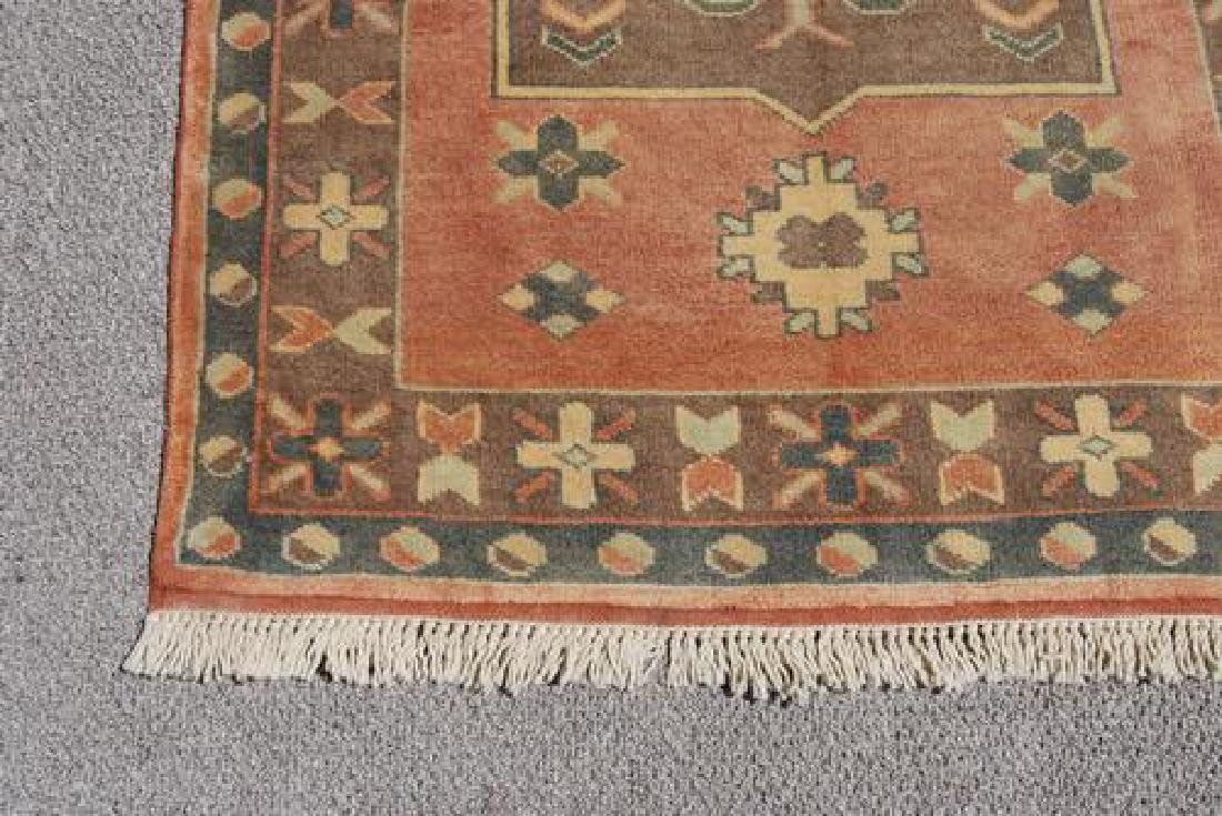 BEAUTIFUL HANDMADE SEMI ANTIQUE TURKISH KONYA RUG - 3