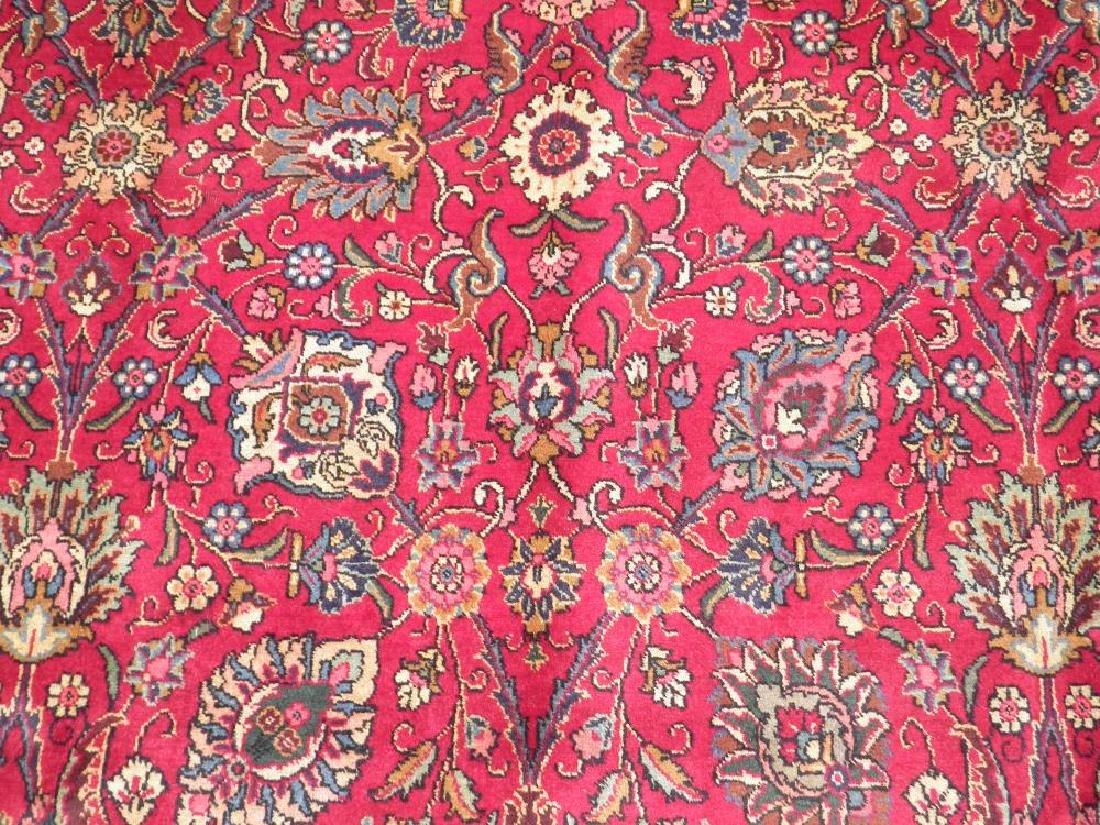 Fascinating Semi Antique All Over Persian Tabriz - 5