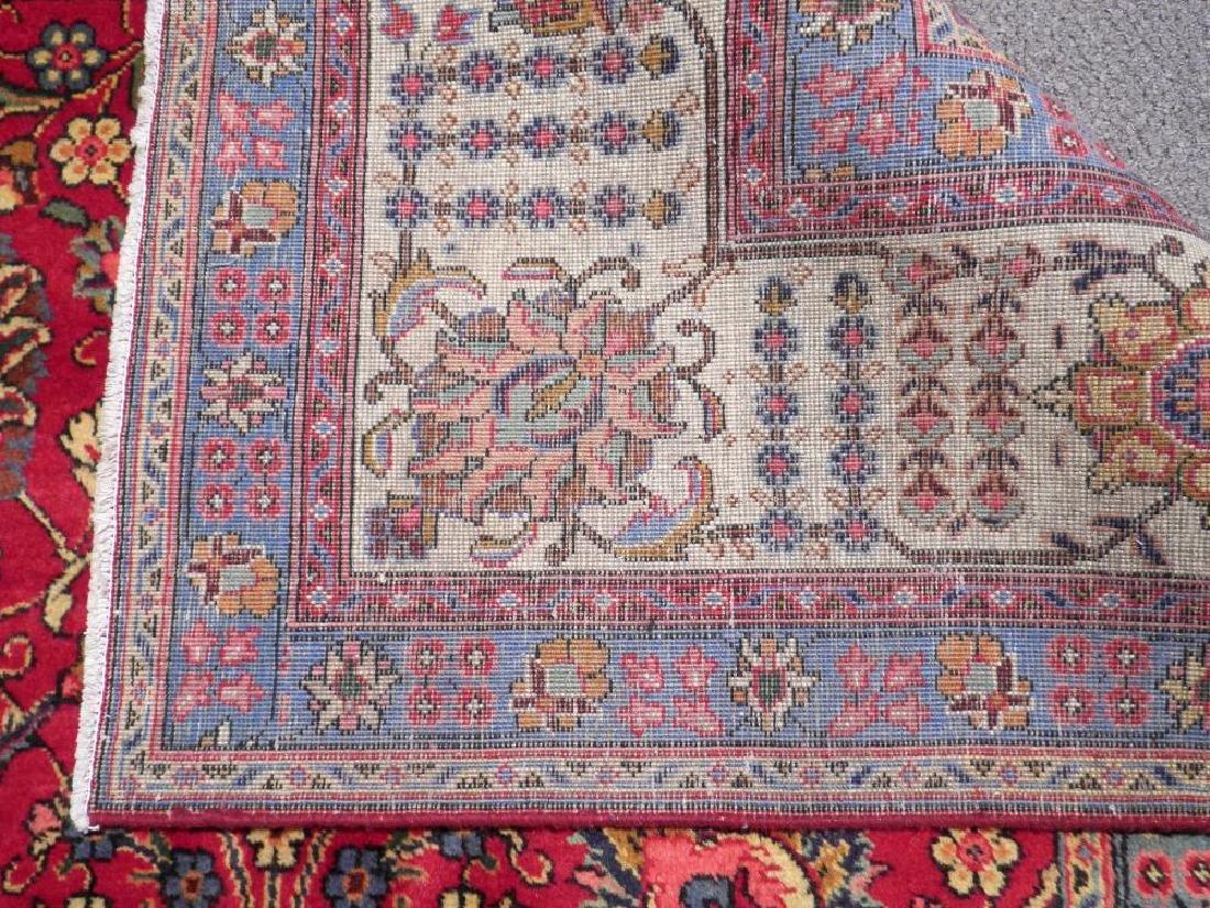 Fascinating Semi Antique All Over Persian Tabriz - 7