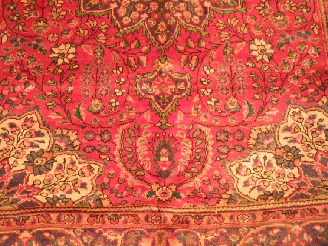 Beautiful Semi Antique Persian Tabriz 8.9x6.3 - 4