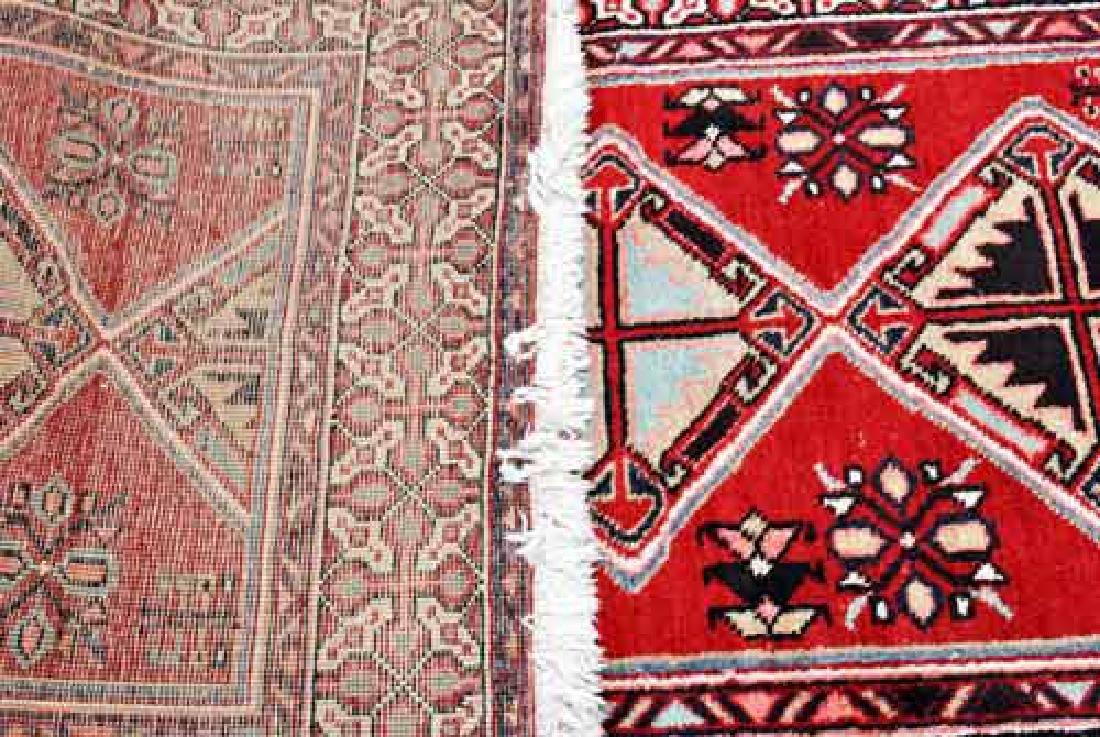 Fine Quality Handmade Semi Antique Turkish Sarab Runner - 4