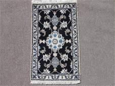 Highly Collectible Handmade WoolSilk Persian Nain