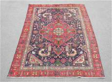 Collectible Semi Antique Persian Tabriz 9.7x6.2