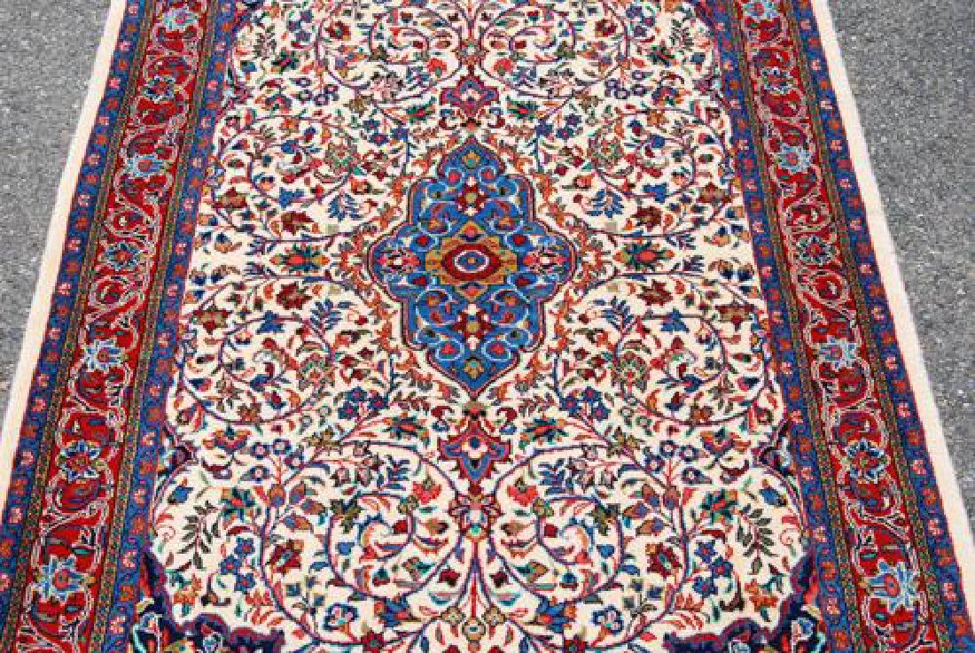 VIBRANT HAND WOVEN AUTHENTIC PERSIAN SAROUK - 2
