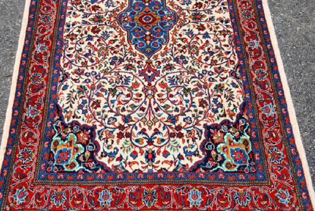 VIBRANT HAND WOVEN AUTHENTIC PERSIAN SAROUK - 3