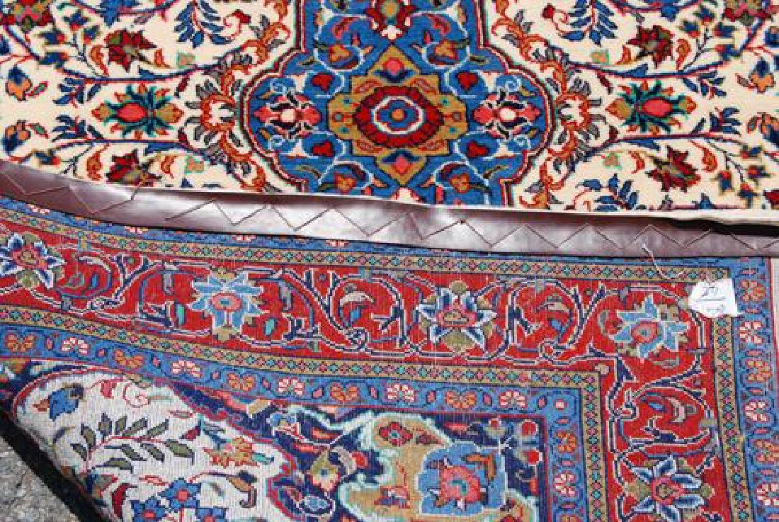 VIBRANT HAND WOVEN AUTHENTIC PERSIAN SAROUK - 5