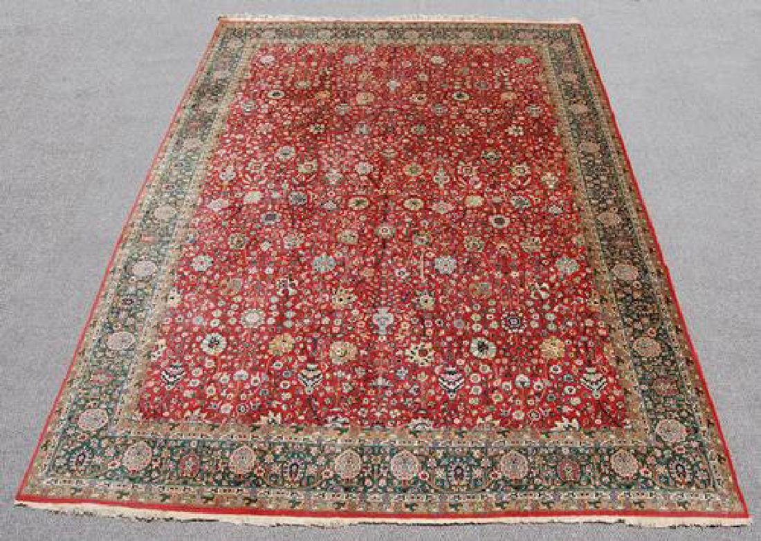 Simply Beautiful Fine Quality Semi Antique Tabriz