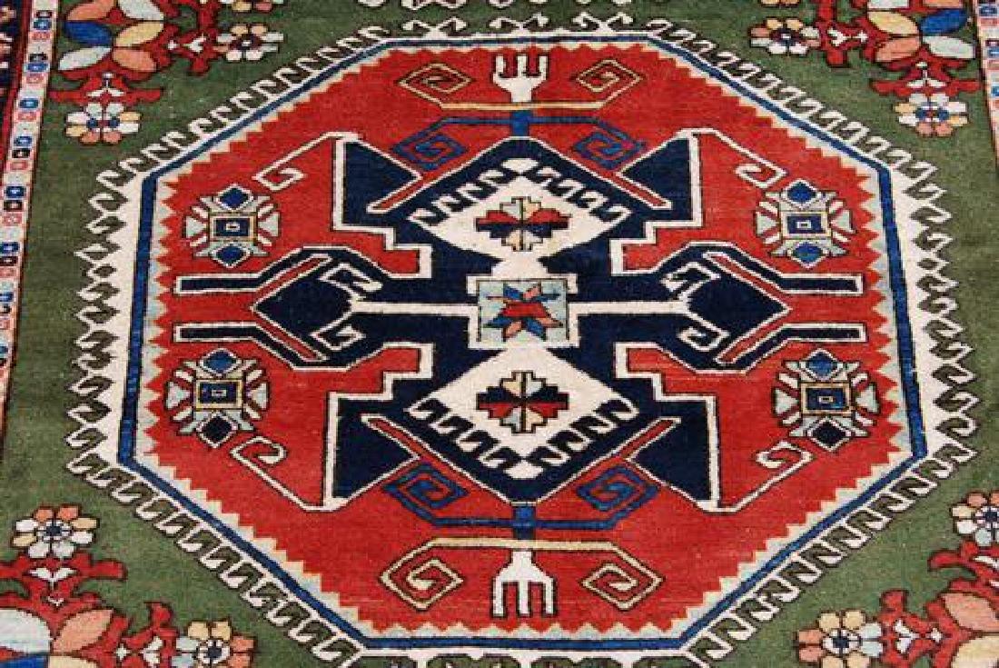 Absolutely Stunning Handmade Russian Design Kazak - 2