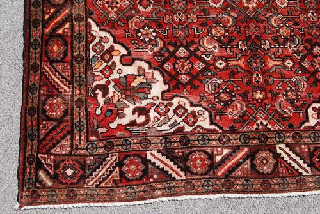 Beautiful Allover Design Semi Antique Persian - 3