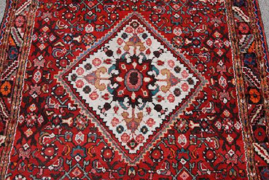 Fine Looking Authentic Persian Hosseinabad Runner - 3