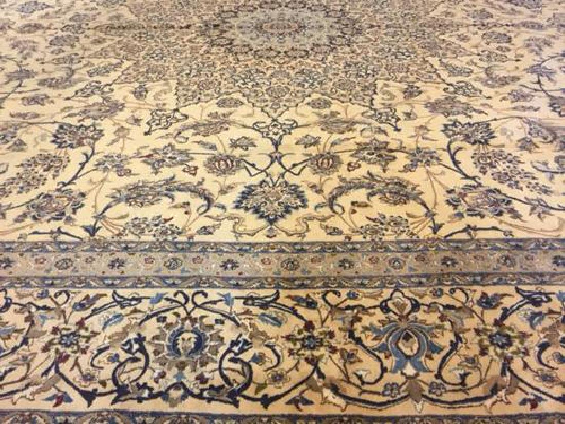 Auction Highlight: Palace Size Pure Silk Persian Nain - 2