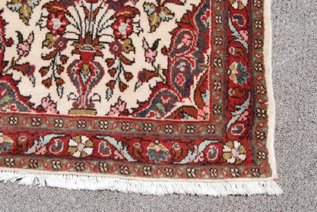 Simply Beautiful Genuine Handmade Persian Heriz Runner - 4