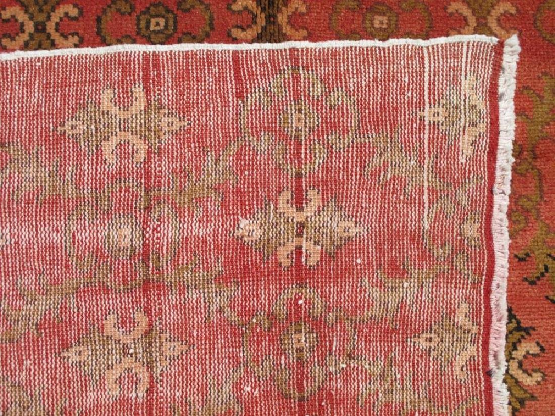 Beautiful Handmade Semi Antique Turkish Konya 5x8.5 - 5