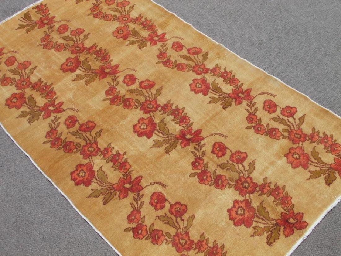Lovely Handmade Semi Antique Turkish Konya 9.3x5.2 - 2