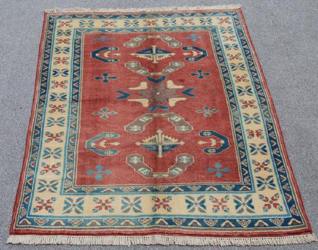 Lovely Nice Colors Hand Made Turkish Konya Rug