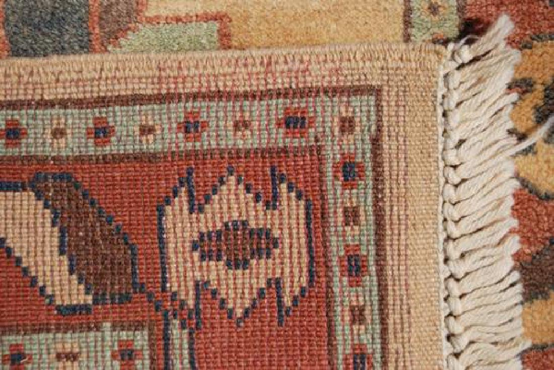 LOVELY NICE COLORS HAND MADE TURKISH KONYA RUG - 4
