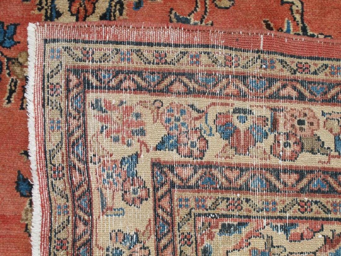 Highly Detailed Hand Woven Semi Antique Persian Lilian - 5