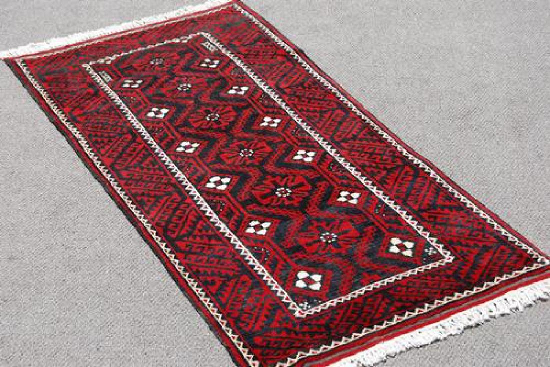 AUTHENTIC HAND WOVEN PERSIAN BALOOCH RUG