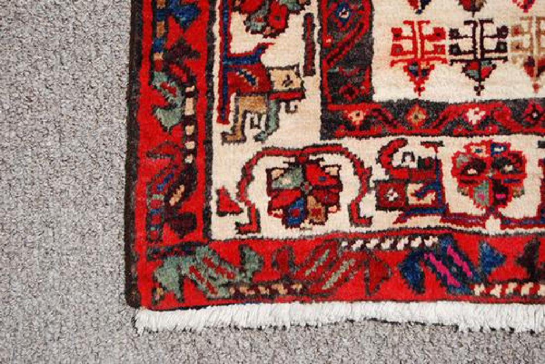 Visually Appealing Hand Woven Semi Antique Persian - 3