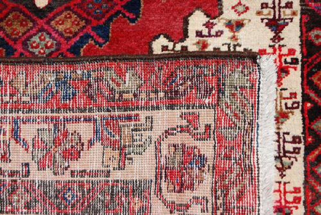 Visually Appealing Hand Woven Semi Antique Persian - 5