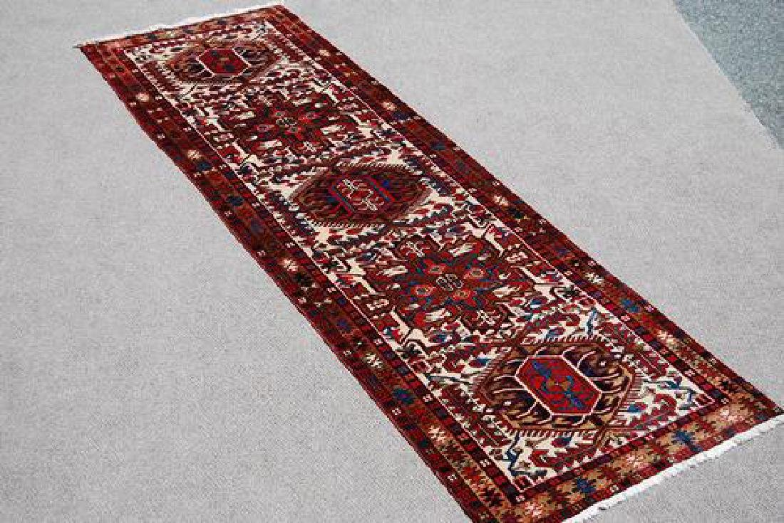 BEAUTIFUL FINE QUALITY SEMI ANTIQUE HAND WOVEN PERSIAN