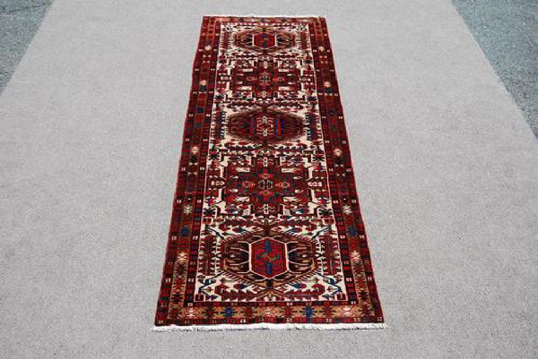 BEAUTIFUL FINE QUALITY SEMI ANTIQUE HAND WOVEN PERSIAN - 2