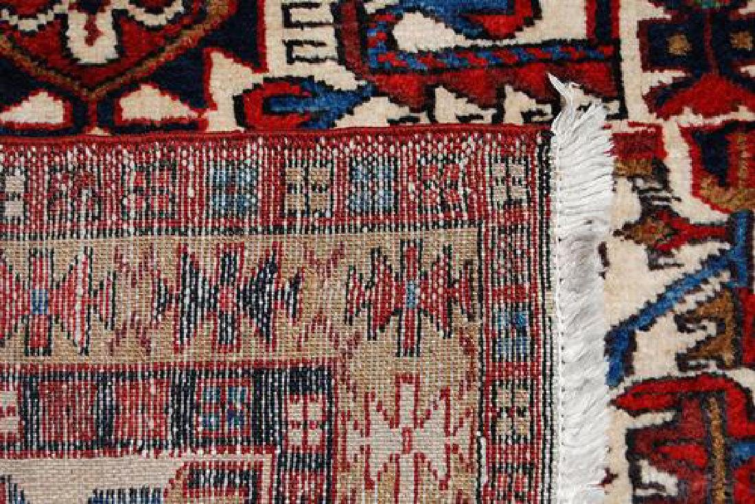 BEAUTIFUL FINE QUALITY SEMI ANTIQUE HAND WOVEN PERSIAN - 5